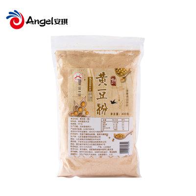 五桥熟黄豆粉 糍粑驴打滚豆乳盒子材料 即食熟黄豆面烘焙原料400g