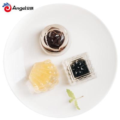 水晶月饼材料套餐 中秋diy自制作透明冰皮水晶皮月饼粉烘焙原料
