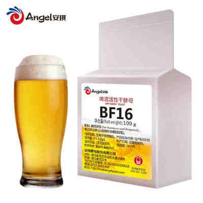 【安琪酿造】安琪啤酒活性干酵母BF16 家庭工坊拉格啤酒酵母原料清爽淡雅型