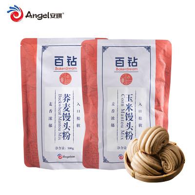 百钻荞麦玉米馒头粉500g