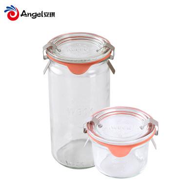 德国weck玻璃罐 340ml/290ml/220ml/160ml/80ml
