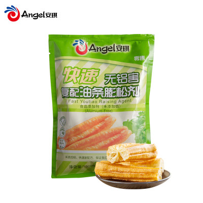 安琪酵母 快速复配油条膨松剂 蓬松剂 无铝害炸油条发酵粉300g/250g