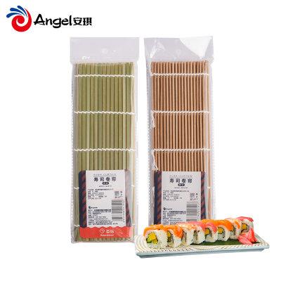 百钻寿司卷帘家用商用制作日料紫菜海苔包饭卷饼竹制帘子烘焙工具