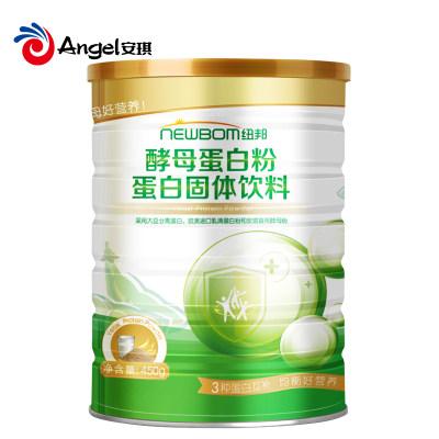【安琪纽特】纽邦酵母蛋白粉450g/罐