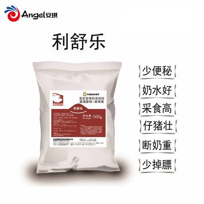 【安琪酵母】利舒乐 母猪祛便秘增奶水高蛋白添加剂500g