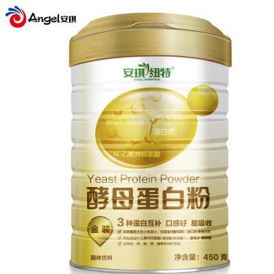 安琪纽特酵母蛋白粉金装成人蛋白质粉