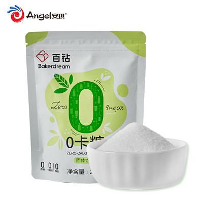 【新春精选】百钻0卡糖0脂肪热量代糖甜味剂烘焙赤藓糖醇甜菊糖苷固体饮料200g