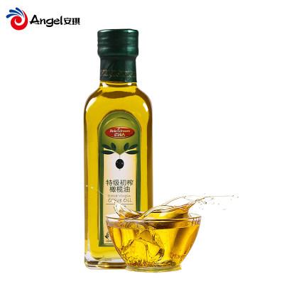 百钻特级初榨橄榄油 烘焙披萨意面原料炒菜凉拌食用油小瓶装100ml