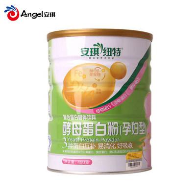 安琪纽特酵母孕妇蛋白粉 450g/罐