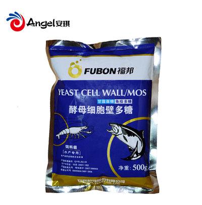 【动物营养】福邦甘露寡糖(水产酵母细胞壁)500g