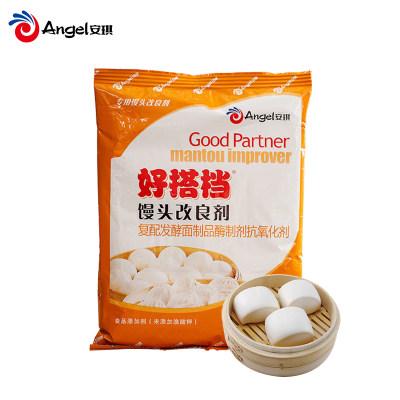 安琪好搭档馒头改良剂 包子馒头专用酵母伴侣膨松剂 烘焙原料500g