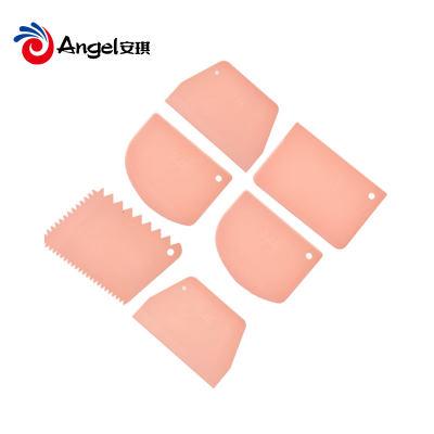 百钻刮板三件套 厨房家用面团切面刀刮面板蛋糕奶油刮刀抹刀烘培工具