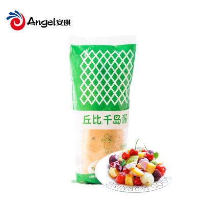 丘比千岛酱沙拉酱 水果蔬菜面包色拉酱汁 包饭寿司沙拉酱瓶装150g