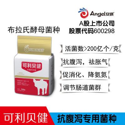 【动物营养】安琪可利贝健 抗腹泻专用 酵母活菌数≥200亿个/克