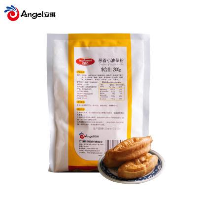 百钻葱香小油条粉200g家用早餐预拌粉 自制炸油条面粉配料原材料(2袋起售)
