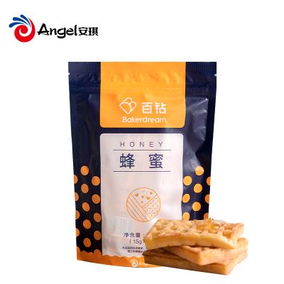 百钻蜂蜜百花蜜 家用做甜品原料便携奶茶冲饮蜜糖小袋装150g