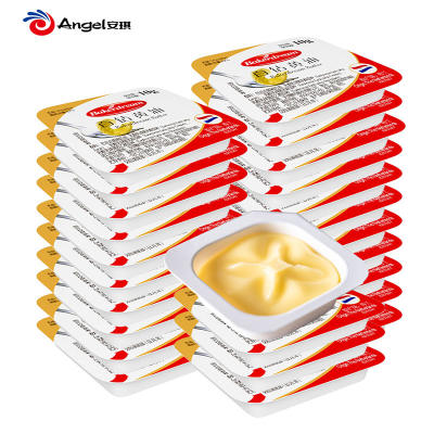百钻无盐黄油食用动物性烘焙家用煎牛排做蛋糕烘培小包装10g*30粒