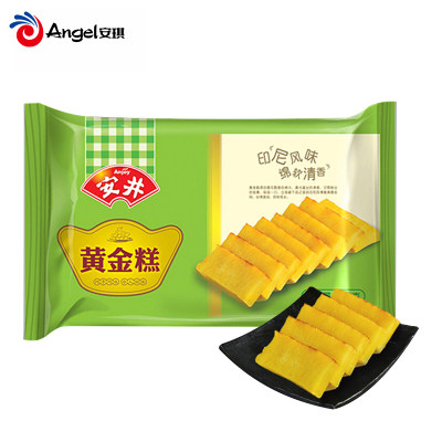 安井黄金糕广式早餐早茶蒸糕小点心方便速冻食品椰香味家庭装250g