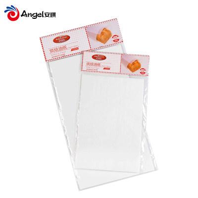 百钻烘焙油纸烤箱纸 家用耐高温不粘硅油纸 烤肉烧烤烘焙工具50张
