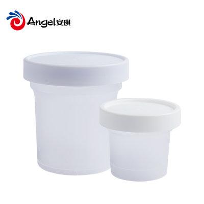 百钻奶冻杯100ml+勺子10套/袋