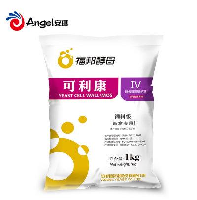 【动物营养】福邦可利康饲用甘露寡糖Ⅳ型PW230 1kg 畜禽通用