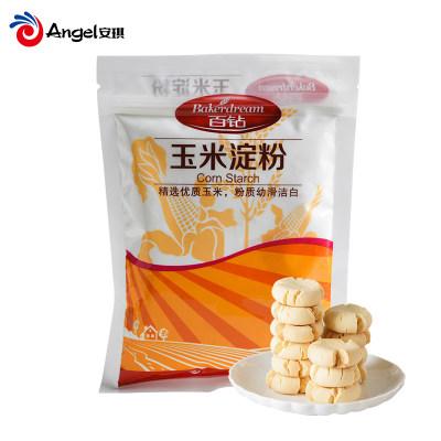 百钻玉米淀粉 食用鹰栗粉 烘焙蛋糕雪媚娘原料做馅料饼干材料200g(2袋起售)