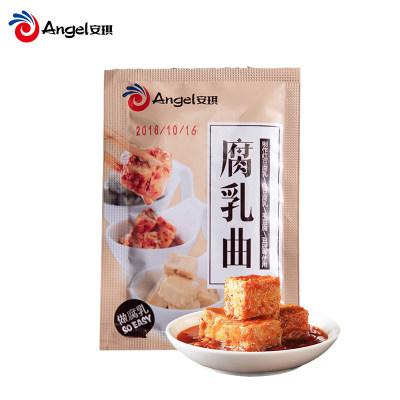 安琪腐乳曲毛豆腐菌种 家用做臭豆腐乳豆豉毛霉菌发酵曲子8g*10袋