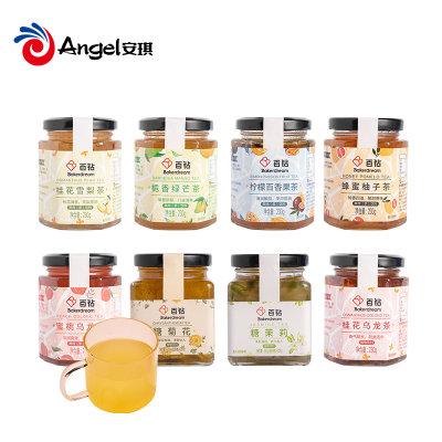 【踏青春游】百钻花果茶系列蜂蜜柚子茶