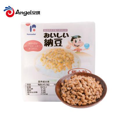 山大北海道美味纳豆 日本原装进口即食极小粒拉丝发酵纳豆183.6g