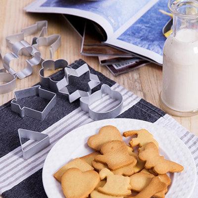 【清仓】百钻曲奇饼干模具 卡通小动物水果切模 烘焙做糖霜饼干磨具