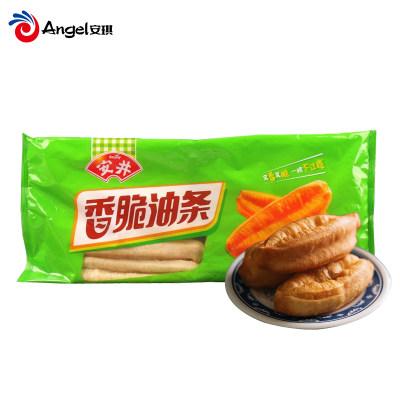 安井香脆油条 家用无铝害速冻早餐 快速炸油条半成品点心小吃450g